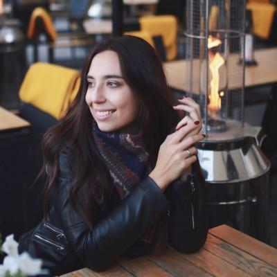 Anastasia Zhurbenko - Chikova