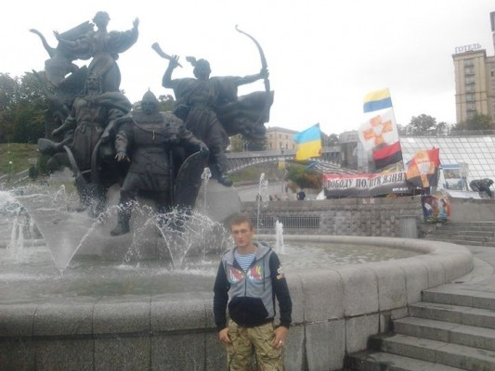 Вова Балюк