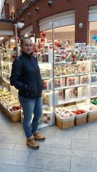 Елена Вітушко