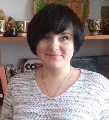 Olena Biriukova