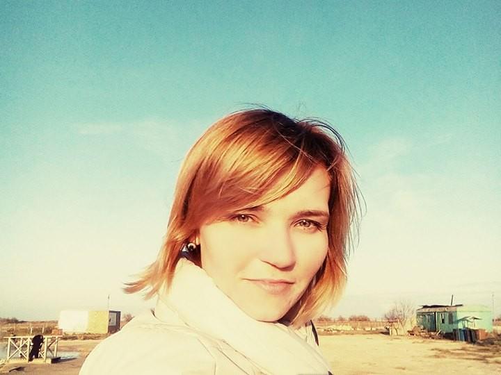 Анна Богатырёва