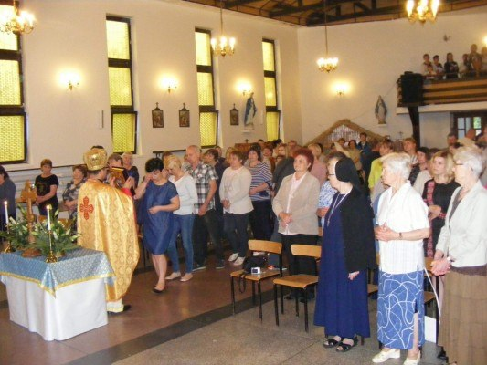 Українська Греко-Католицька Громада у Варшаві Укра