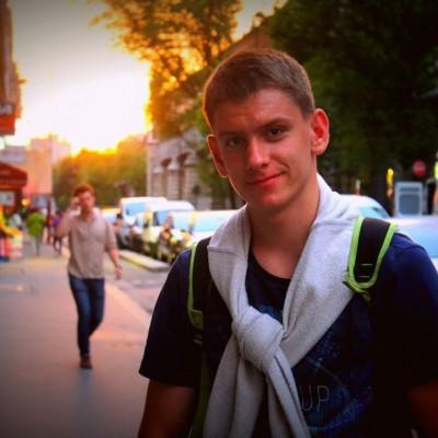 Vitaliy  Dovhalets