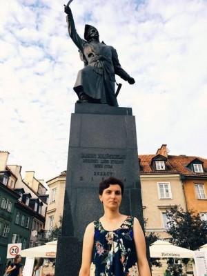 Oksana Plaza