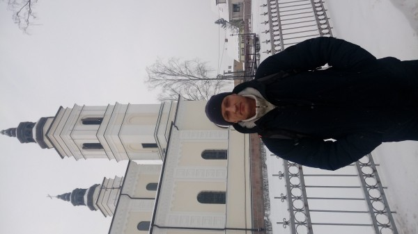 Serge. Lifarenko