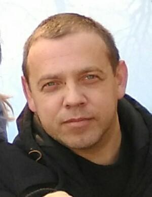 Oleksandr Honchar Honchar