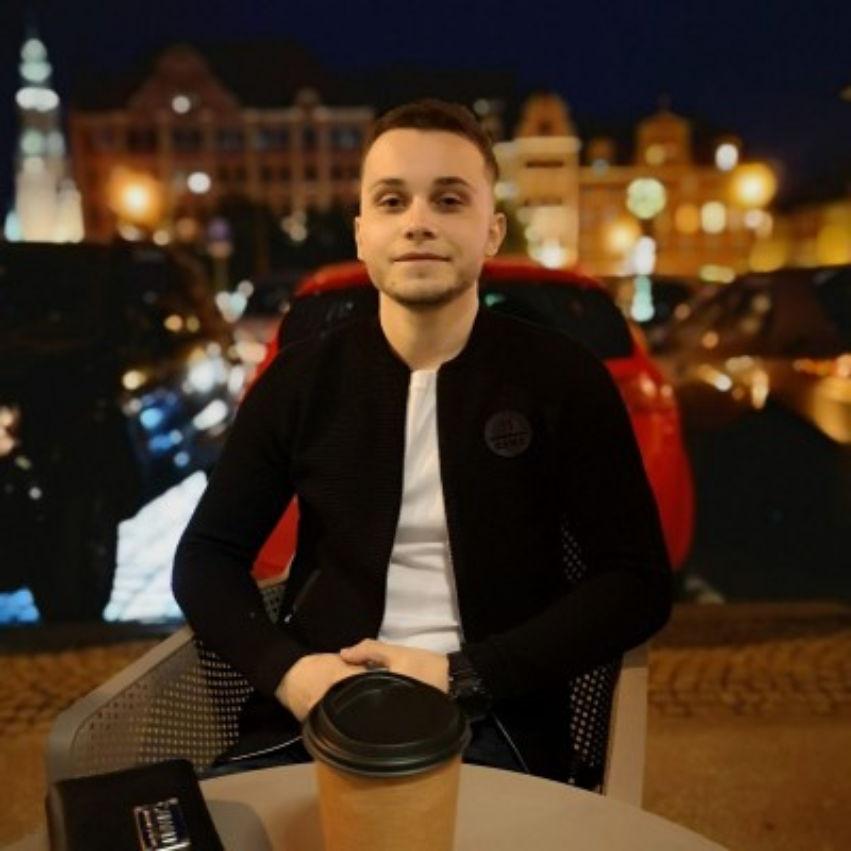 Dmytro Kharchenko
