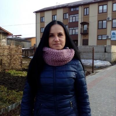 Оксана Фурман